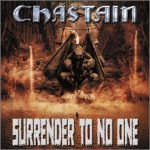Chastain - Surrender to No One cover art