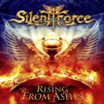 Silent Force - Rising From Ashes cover art