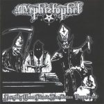 Mephiztophel - For My Your Blood for Satan Your Soul cover art