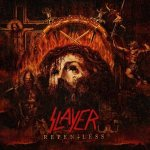 Slayer - Repentless cover art