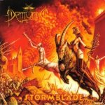 Demoniac - Stormblade cover art