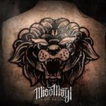 Miss May I - Rise of the Lion cover art