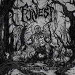Funest - Desecrating Obscurity cover art