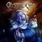 Crystal Eyes - Killer cover art