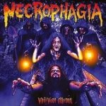 Necrophagia - WhiteWorm Cathedral cover art
