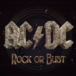 AC/DC - Rock or Bust cover art