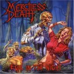 Merciless Death - Evil in the Night cover art