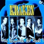 Kraken - Una leyenda del rock cover art