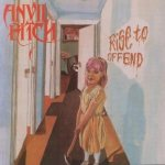 Anvil Bitch - Rise to Offend cover art