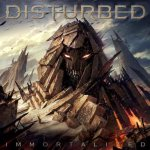 Disturbed - Immortalized cover art