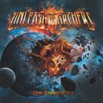 Unleash the Archers - Time Stands Still cover art