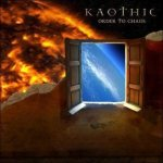 Kaothic - Order to Chaos cover art