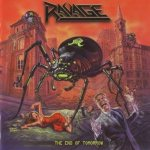 Ravage - The End of Tomorrow cover art