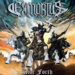 Exmortus - Ride Forth cover art