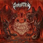Sinister - Dark Memorials cover art