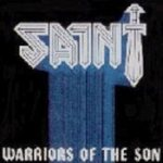 Saint - Warriors of the Son cover art