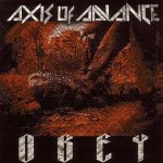 Axis of Advance - Obey cover art