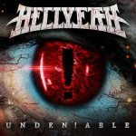 Hellyeah - Unden!able cover art
