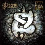 Saxon - Solid Ball of Rock cover art
