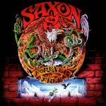 Saxon - Forever Free cover art