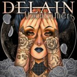 Delain - Moonbathers cover art
