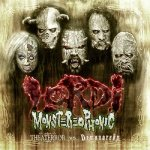 Lordi - Monsterephonic (Theaterror Vs. Demonarchy) cover art