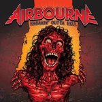 Airbourne - Breakin' Outta Hell cover art