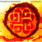 Breaking Benjamin - Saturate cover art