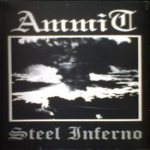 Ammit - Steel Inferno cover art