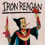 Iron Reagan - Crossover Ministry cover art