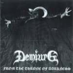Demiurg - From the Throne of Darkness cover art
