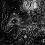 Grafvitnir - Obeisance to a Witch Moon cover art