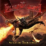 Bloodbound - War of Dragons cover art