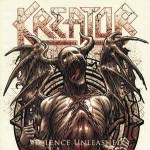 Kreator - Violence Unleashed cover art