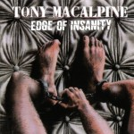 Tony MacAlpine - Edge of Insanity cover art