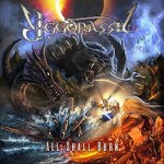 Yggdrassil - All Shall Burn cover art