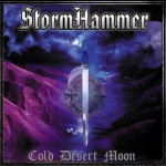 Stormhammer - Cold Desert Moon cover art