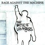 Rage Against the Machine - The Battle of Los Angeles cover art