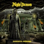 Night Demon - Darkness Remains cover art