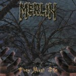 Merlin - They Must Die cover art