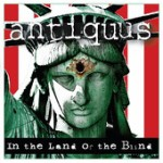 Antiquus - In the Land of the Blind cover art