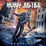 Heavy Justice - Apocalyze cover art