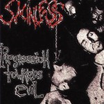 Skinless - Progression Towards Evil cover art
