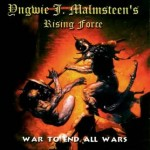 Yngwie J. Malmsteen's Rising Force - War to End All Wars cover art