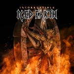 Iced Earth - Incorruptible cover art