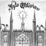 Into Oblivion - Creation of a Monolith cover art