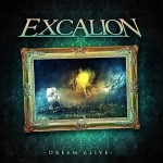Excalion - Dream Alive cover art