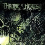 Throne of Heresy - Realms of Desecration cover art