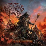 Assacrentis - Colossal Destruction cover art
