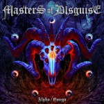 Masters of Disguise - Alpha / Omega cover art